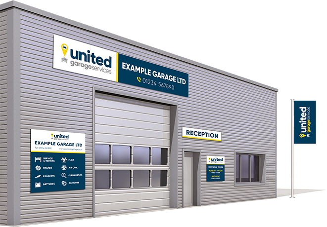 United Garage Services garage